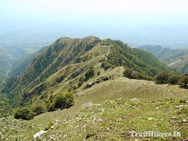 chhaskhet trek