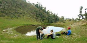bhadraj forest trek