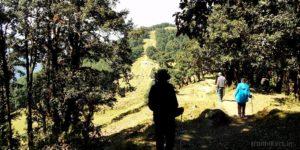 nag tibba trek blog