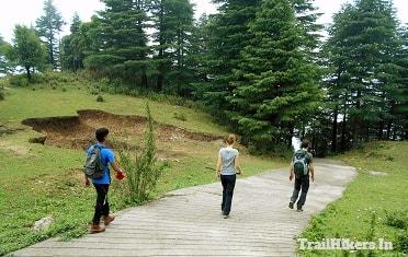 day treks near mussoorie