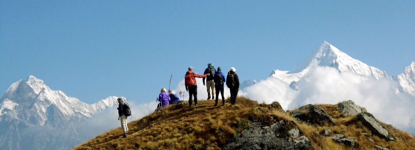 nanda devi sanctuary trek